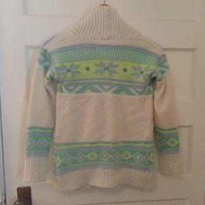 Justice cardigan sweater - Size 10G